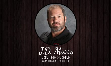 J.D. Marrs – On the Scene Contributor