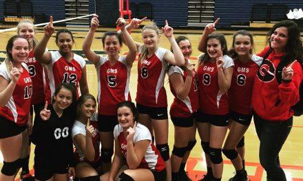 GMS 8th Grade Volleyball Coach, Angela Butler, Recounts Team's Perfect Season