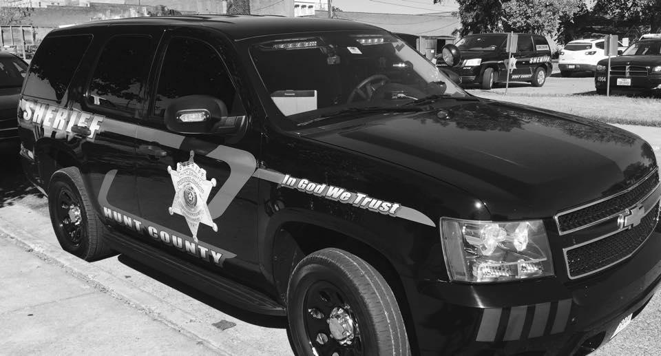 Hunt County Sheriff inmate booking report || June 13, 2018