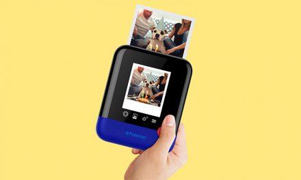 Polaroid's Pop camera brings their classic photo format to a digital camera