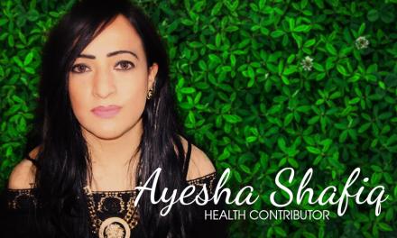 Ayesha Shafiq – Health Contributor