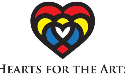 Hearts for the Arts set for February 11, 2017