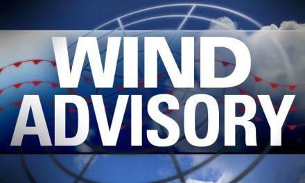Wind advisory today