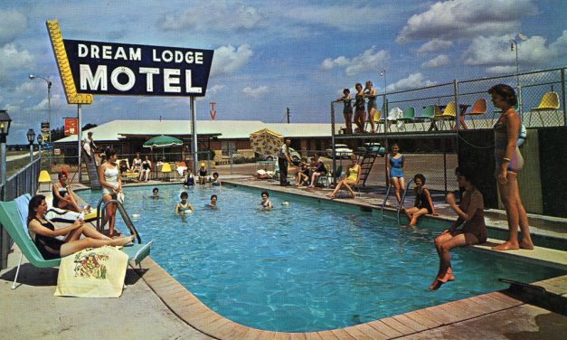 Historic Dream Lodge Motel sells