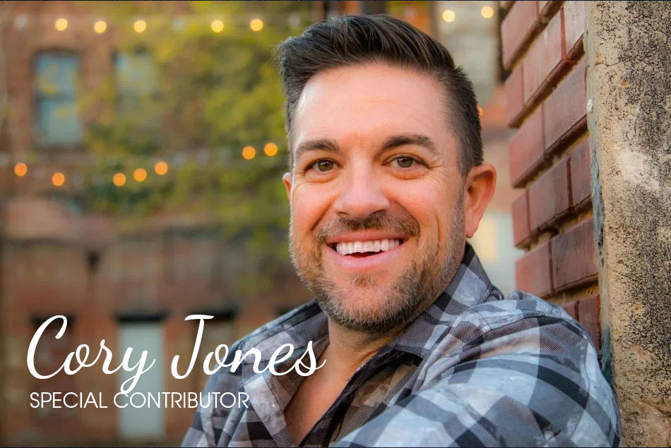 Cory Jones – Special Contributor
