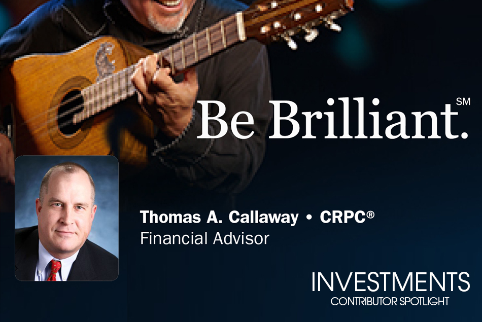 Thomas Callaway – Financial Contributor