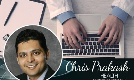 Chris Prakash – Health Contributor