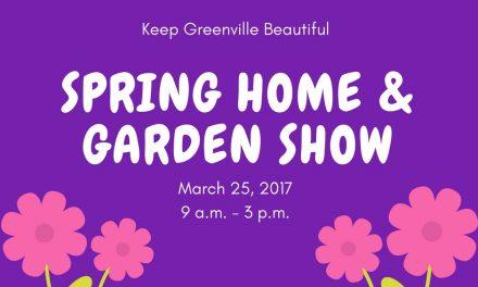 Home & Garden Show tomorrow