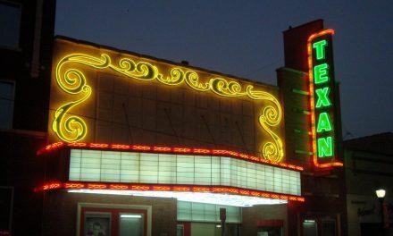 Shawn Mullins at the Texan Theatre on Saturday night