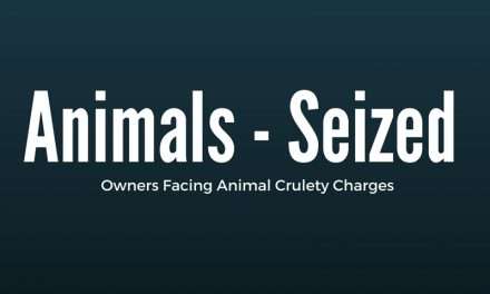 Animals seized from Caddo Mills home
