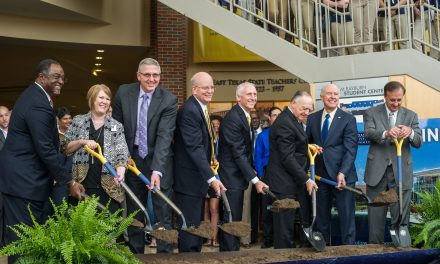 TAMUC Celebrates a Century as Lions and Ground Breaking for New Building