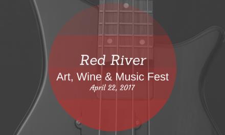 Red River Art, Wine & Music Fest  – Music Line Up