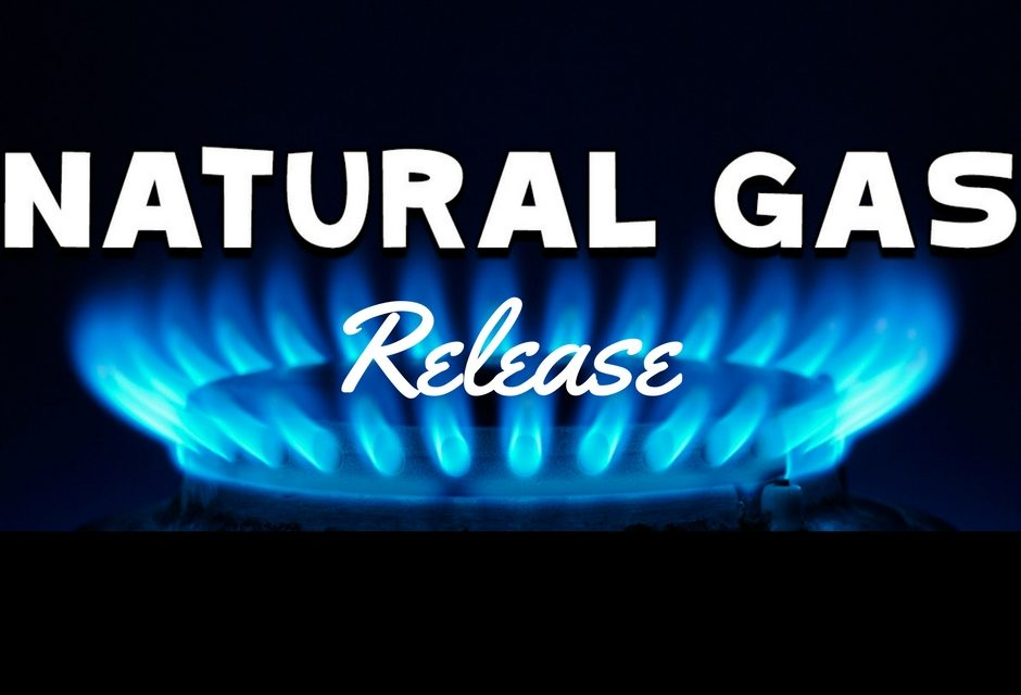 Atmos Energy Natural Gas Pipeline