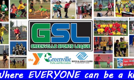 Greenville Youth Sports League registration still open until April 16, 2017