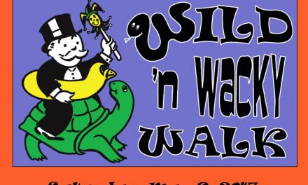 Drug Free Greenville to host Wild & Wacky Walk in May