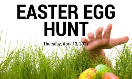 City of Greenville to host annual Easter Egg Hunt on Thursday