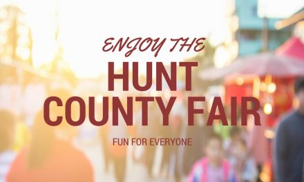 Check out the Hunt County Fair this weekend