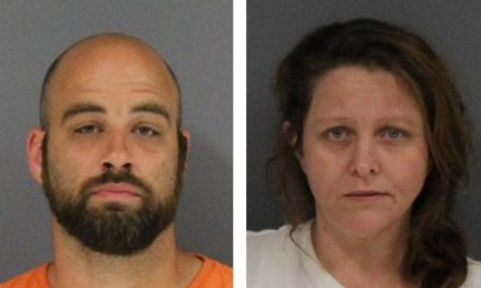 Two arrested for alleged possession
