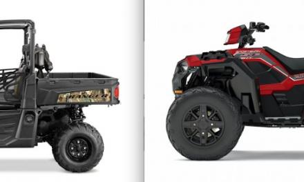 Polaris recalls certain Rangers and ATV Models – Over 54,000 Vehicles