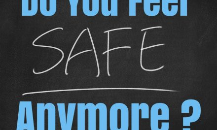 Do you feel safe in your community?