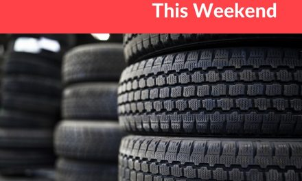 Hunt County Tire Roundup this weekend