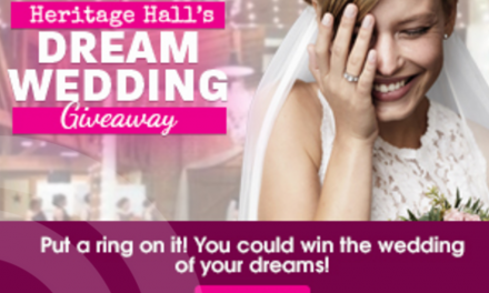 """Last chance to win your """"Dream Wedding"""""""