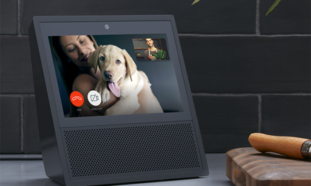Alexa has a screen now with the Amazon Echo Show