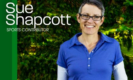 Golf skills testing from a pro-golfer – Sue Shapcott