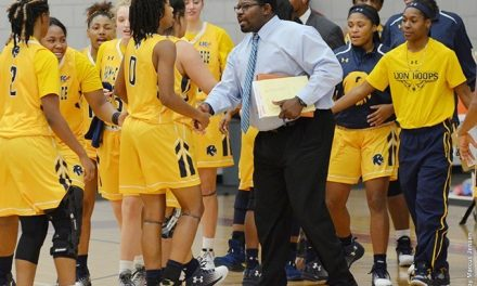 Markeith Brown named TABC Small College Women's Assistant Coach of the Year