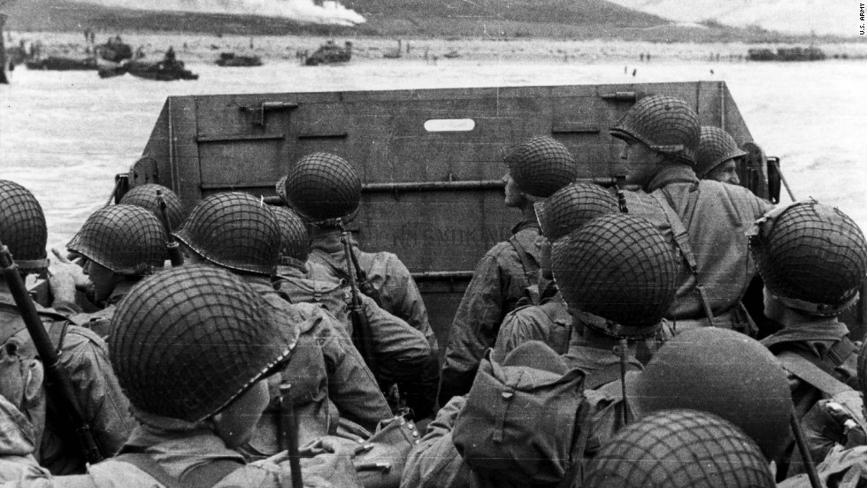 Marking The 73rd Anniversary Of D-Day