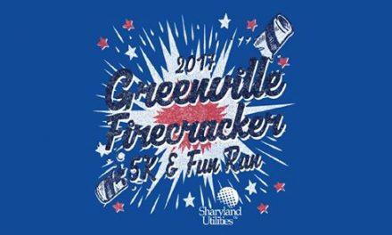 Greenville Firecracker 5k and Fun Run coming up