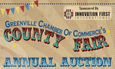 Greenville Chamber to Hold Annual Auction in July
