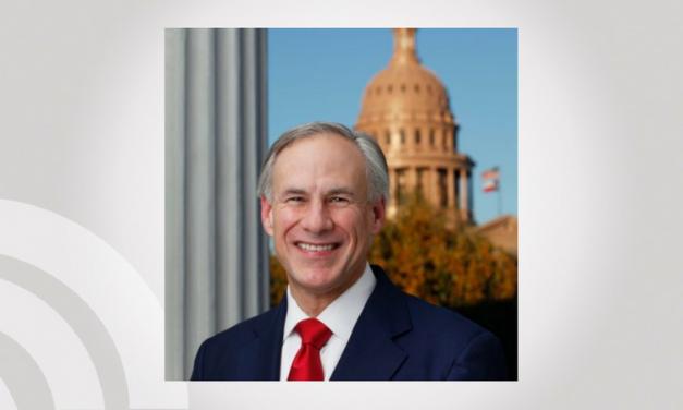 Governor Abbott Statement On Rebuild Texas Fund