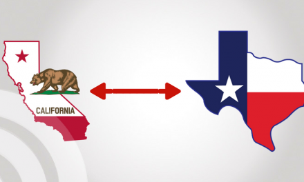 New Report Shows Californians are Flocking to Texas