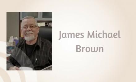 James Michael Brown of Mesquite