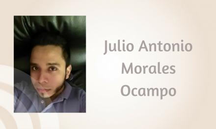 Julio Antonio Morales Ocampo of Greenville