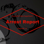 Greenville Police Department Arrest Report – October 20, 2017