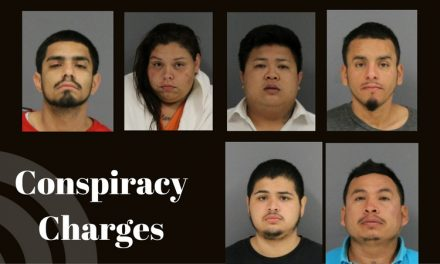 Six charged with conspiracy