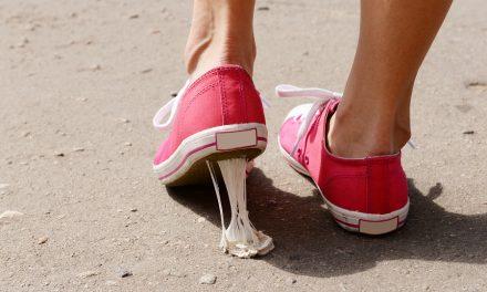 Chewing Gum Litter
