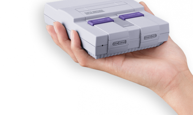 The '90s are coming back this September with the Super Nintendo Classic