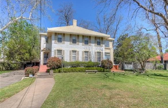 For Sale: Historic Park Street Home