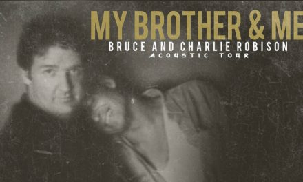 Bruce and Charlie Robison: My Brother & Me AcousticTour in Greenville, Texas