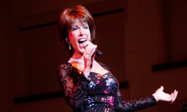 Deana Sings Dino at the Texan Theater this Friday