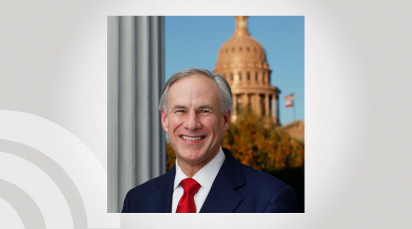 Governor Abbott Suspends Waiting Period For Insurance Companies To Pay Claims To Vehicle Owners Impacted By Harvey