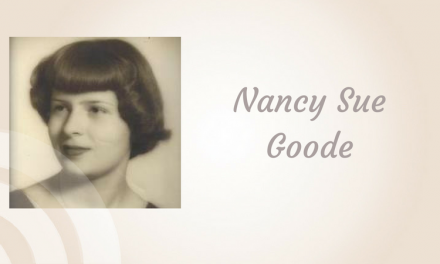 Nancy Sue Goode