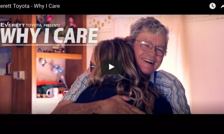 Why I Care presented by Everett Toyota of Paris