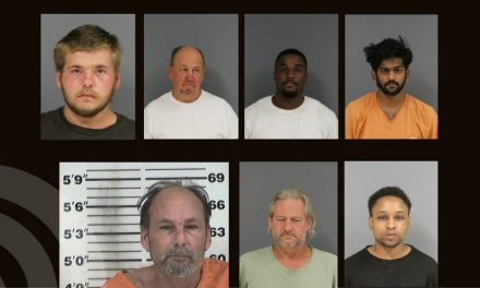 Hunt County Sheriff inmate booking report – July 5, 2017