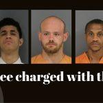 Theft lands three in jail