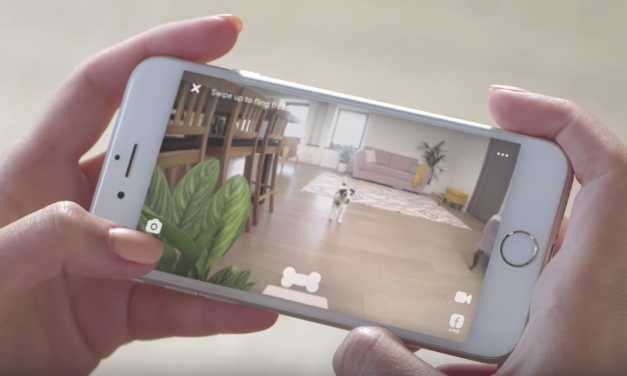 The Petcube Bites interactive camera lets you treat your pet remotely from a smartphone