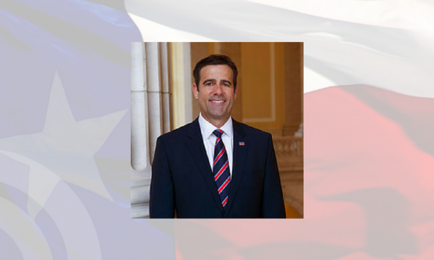 Ratcliffe votes for Make America Secure Appropriations Act, 2018